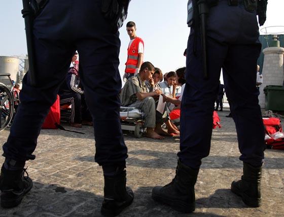 El drama de la inmigración en Andalucía