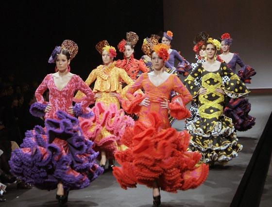 La colección de Curro Durán en SIMOF 2008