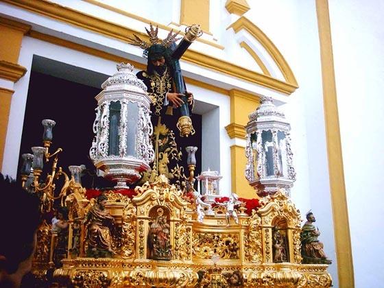 La Virgen de la Lágrimas de Puebla de Cazalla estrenará marcha