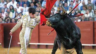 Javier Valverde: Sobriedad y buen toreo
