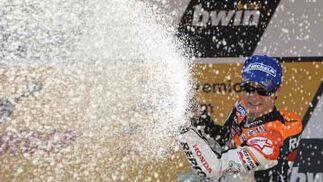 Pedrosa manda en MotoGP