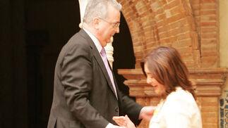 Antonio Fernández jura su cargo