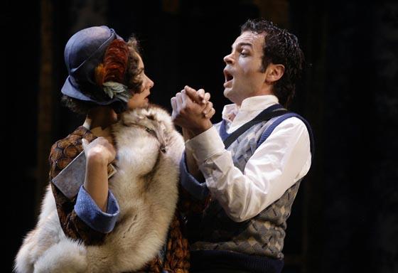 Ensayo general de 'Don Giovanni'