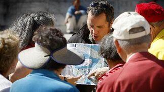 La ciudad se llenó de turistas