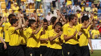 Derrota amarilla ante el Sporting