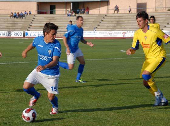 San Fernando y Cádiz B ofrecen poco en Bahía Sur