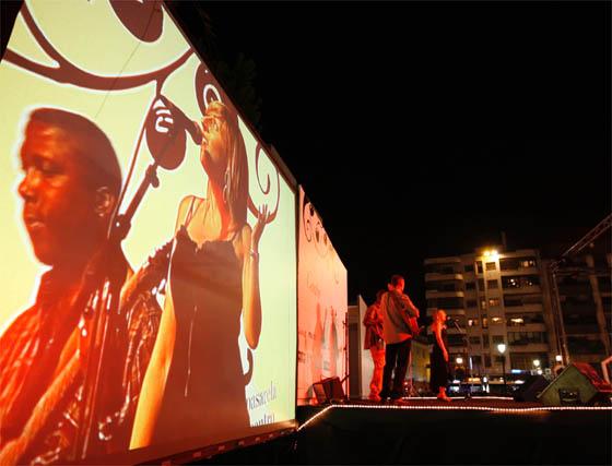 Pasarela Centro 2008