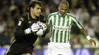 Betis-Deportivo (0-3): Sin eficacia arriba