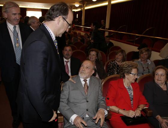 Visconti, 'Hijo Adoptivo de Almería'