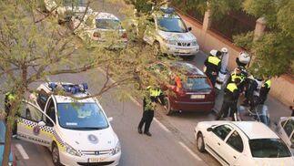 Un conductor ebrio y sin carné siembra el pánico durante una persecución en la zona Norte
