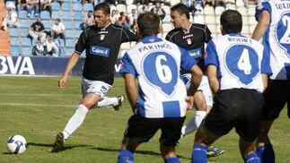 El Xerez saca un punto de Alicante