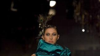 Desfile Costura: Ángeles Verano