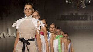 Desfile Costura: Dla Rosa
