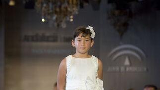 Desfile infantil: Paqui Barroso