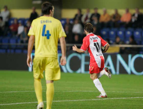 Villarreal-Almería (2-1): El Almería reacciona tarde