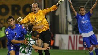 Betis-Castellón (2-0): Con solvencia