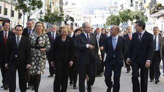 El Parlamento andaluz se traslada a San Fernando