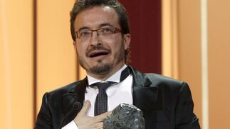 Roque Baños gana el premio a Mejor música original por ´Los crímenes de Oxford'  Foto: efe