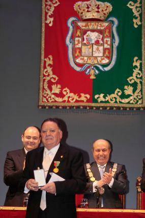 La cadena M. A. Hoteles, representada por Luis Martín Arcos, su máximo responsable.  Foto: Miguel Rodr?ez