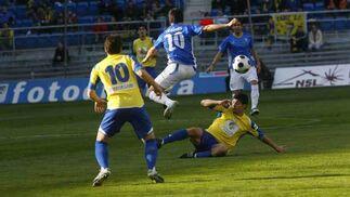 El líder recupera su magia para golear al equipo azulino e iguala los números que llevaba a estas alturas en la primera vuelta  Foto: Joaquin Hernandez \'Kiki\'