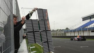 Segunda jornada de test en el Circuito de Jerez