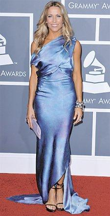 La alfombra de los Bafta y los Grammy