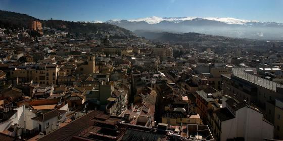 Una nueva perspectiva de Sierra Nevada.  Foto: Mar?de la Cruz / Esther Falc?