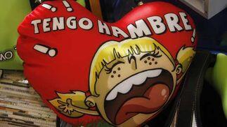 """""""Tengo hambre de ti"""" en Heracles.  Foto: Victoria Hidalgo - Belén Vargas"""