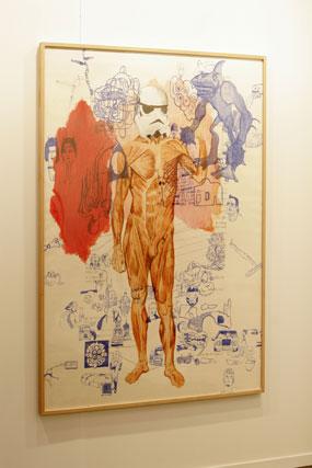 Las galerías andaluzas padecen una exclusión evidente.  Foto: Alberto Morales