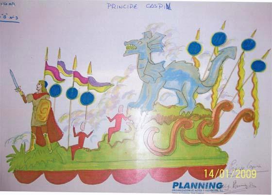 Príncipe Caspian. Basada en 'Las Crónicas de Narnia'.