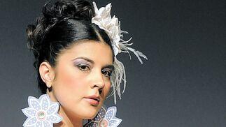 Detalle de los pendientes de la colección Esther Peláez.  Foto: Manuel Aranda