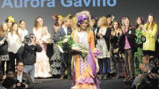 Esther Caballero se llevó el premio Hedonai al 'Mejor Cuerpo'.  Foto: Manuel Aranda