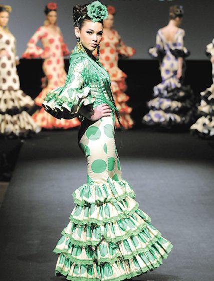 Solana apostó por unos vestidos ligeros y funcionales.  Foto: Manuel Aranda