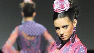 Verano cautivó a todos con las mezclas de tejidos y sus complementos.  Foto: Manuel Aranda