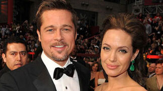 Brad Pitt y Angelina Jolie.  Foto: AFP Photo / EFE / Reuters