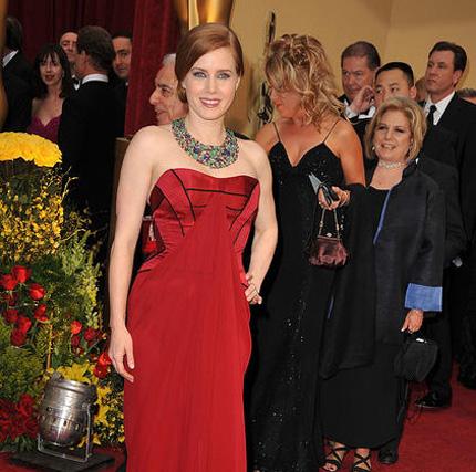 Amy Adams, nominada por 'La duda'.  Foto: AFP Photo / EFE / Reuters