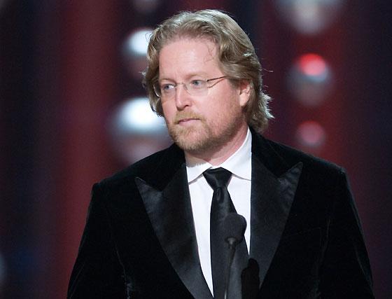 Andrew Stanton, Oscar al Mejor Filme de Animación por 'WALL·E'.  Foto: Ampas