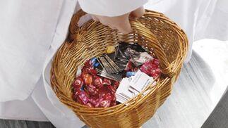 Nazareno, dame un caramelo...  Foto: Salazar-Bajuelo y Javier Mejía