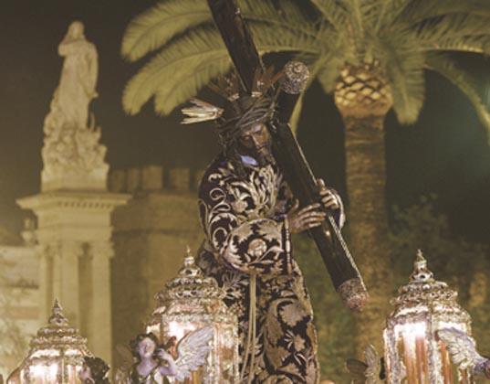 Señor de Sevilla.  Foto: Salazar-Bajuelo y Javier Mejia