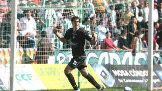 El Xerez vence 1 a 2 al Córdoba y amplía su ventaja con el cuarto clasificado.  Foto: Pascual