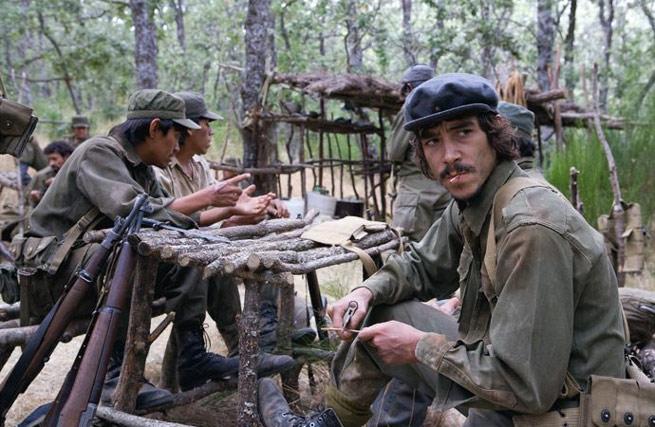 Actores españoles como Oscar Jaenada han participado en esta producción estadounidense, francesa y española.
