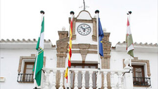 Ayuntamiento de Alcaucín  Foto: EFE