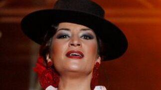 Erika Leiva, tercera ganadora de la I edición de 'Se llama copla'.  Foto: Victoria Hidalgo