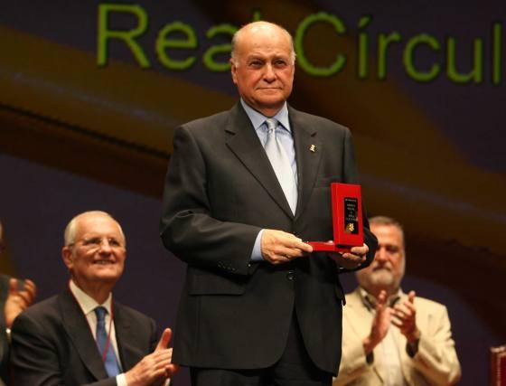 Antonio R. de la Borbolla, presidente del Real Club de Labradores.  Foto: Juan Carlos Muñoz