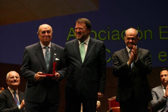 Francisco Ruiz Torrent, de la Asociación Española Contra el Cáncer.  Foto: Juan Carlos Muñoz