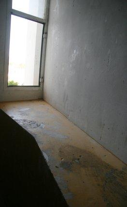 El estado de las casas sociales de Los Bermejales deja mucho que desear.  Foto: Belén Vargas, Jaime Martínez