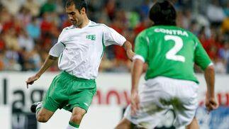 La magia de Guardiola sigue en sus pies.   Foto: EFE