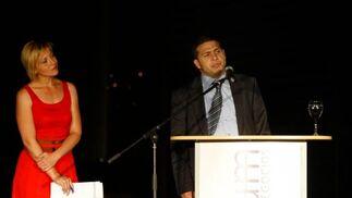 La ibauguración reunió a representantes del mundo empresarial y político de toda la provincia.  Foto: Villoslada
