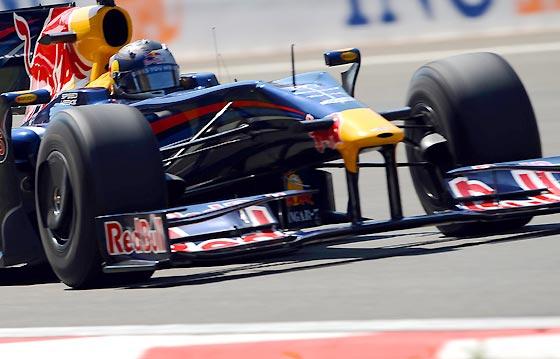 El piloto alemán de Red Bull Sebastian Vettel.  Foto: AFP Photo / Reuters / EFE