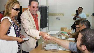 El alcalde de Benálmadena, Enrique Moya (PP).